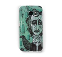 Mr Edgar Allan Poe Samsung Galaxy Case/Skin
