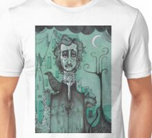 Mr Edgar Allan Poe Unisex T-Shirt