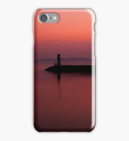 Slow City Sunset iPhone Case/Skin