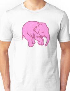 dancing elephant Unisex T-Shirt
