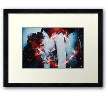 I want to fall Framed Print