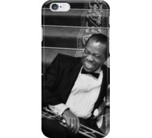 "Louis ""Satchmo"" Armstrong iPhone Case/Skin"