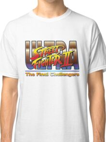 Ultra Street Fighter 2 The Final Challengers Classic T-Shirt