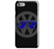 VW Golf R pattern iPhone Case/Skin