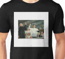 Historic Inaugural High-Fives #1, Ferdinand Marcos Unisex T-Shirt