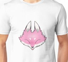 Bubblegum fox Unisex T-Shirt