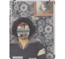 Mirrored on Wall iPad Case/Skin