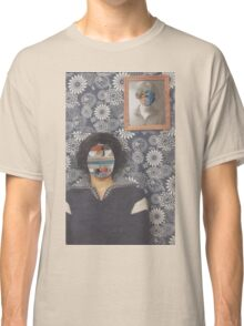 Mirrored on Wall Classic T-Shirt