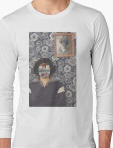 Mirrored on Wall Long Sleeve T-Shirt
