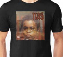 Nas Illmatic Album Cover HD Design Unisex T-Shirt