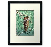 Till the Sky and Back Framed Print
