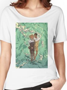 Till the Sky and Back Women's Relaxed Fit T-Shirt