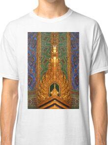 Wat Pho In Bangkok, Thailand Classic T-Shirt
