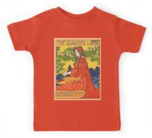 Vintage poster - The Quartier Latin Kids Tee