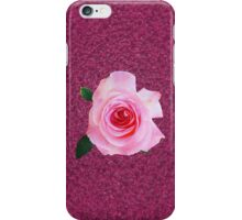 A Rose to remember LOVE by! iPhone Case/Skin