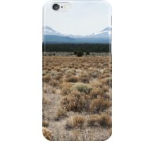 3 sisters moutains iPhone Case/Skin