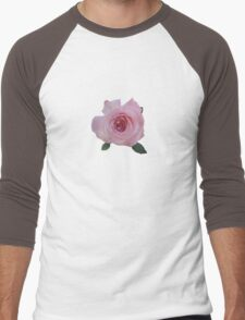 A Rose to remember LOVE by! Men's Baseball ¾ T-Shirt