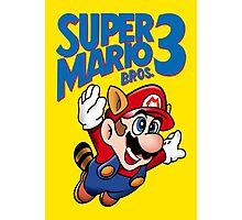 Super Mario Bros. 3 Photographic Print
