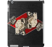 King of Diamonds iPad Case/Skin