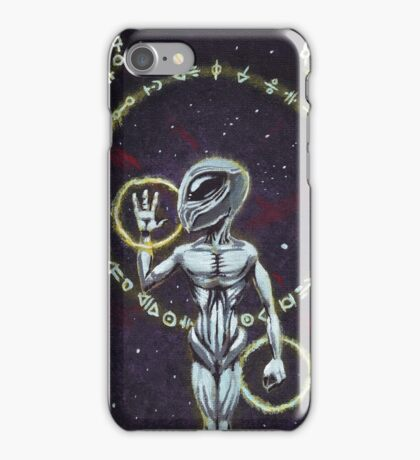 Otherworldly Chakras iPhone Case/Skin