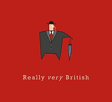 Really Very British by Jake McCarthy Mansbridge