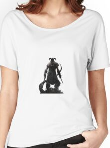 Skyrim Dragonborn Women's Relaxed Fit T-Shirt