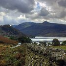 Crummock Water and The High Stile Range by Jamie  Green