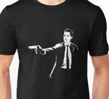 Twin Peaks Pulp Fiction Unisex T-Shirt