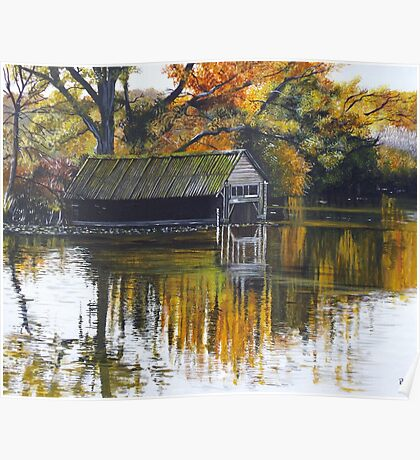 The Boat Shed Poster