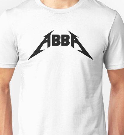 Abba [Heavy Metal Edition]! Unisex T-Shirt