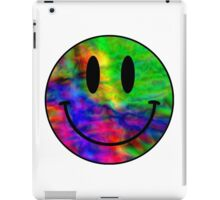 Smiley Face Trippy iPad Case/Skin