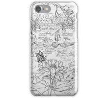 Peaceable Kingdom iPhone Case/Skin
