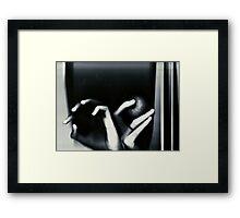 0170 Framed Print