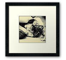 1218 Framed Print