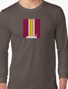 Skins Helmet Stripe Long Sleeve T-Shirt