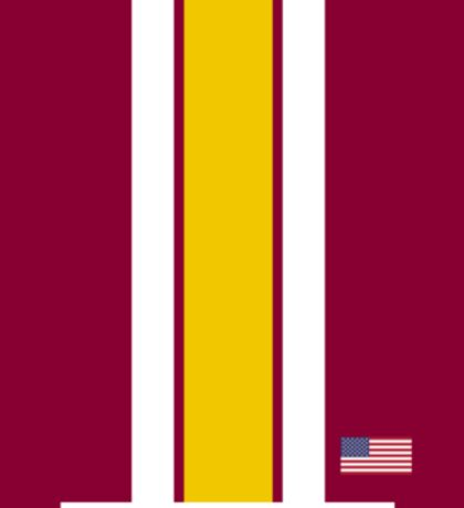 Skins Helmet Stripe Sticker