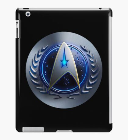 United Federation of Planets - Starfleet Command iPad Case/Skin