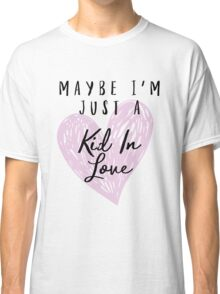 Shawn Mendes - Kid In Love Classic T-Shirt
