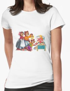 Masha and 3 bears T-Shirt