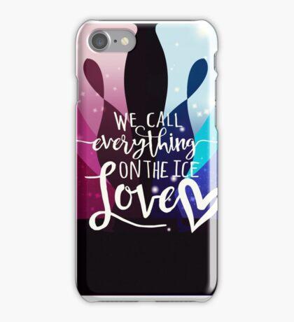 Victuuri Love iPhone Case/Skin