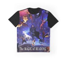 The MAGIC of READING Graphic T-Shirt
