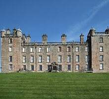 Drumlanrig Castle by Maria Gaellman