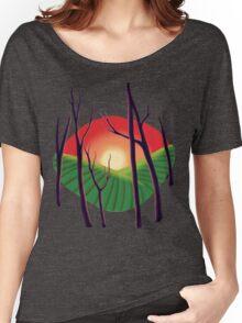 Sundown Women's Relaxed Fit T-Shirt