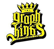Graph kings logo Photographic Print