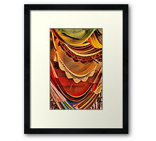 Hammocks Framed Print