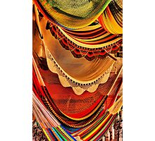 Hammocks Photographic Print