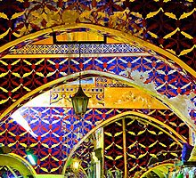 Patterns of the Grand Bazaar by Barbara  Brown