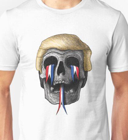 Donald Trump Skull Unisex T-Shirt