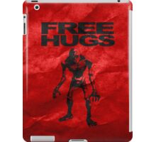 Free Hugs From a ReDead! iPad Case/Skin