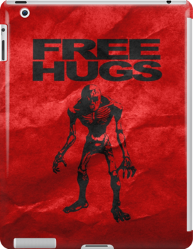 Free Hugs From a ReDead! by cluper